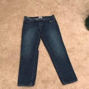 NWOT Loft Boyfriend Jeans